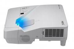 UM301X-ProjectorViewRightSideLight