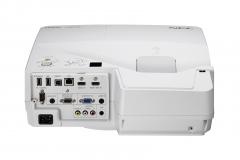 UM301X-ProjectorViewUpperfront